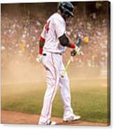 David Ortiz Canvas Print