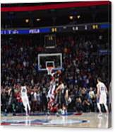 Robert Covington Canvas Print