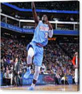 Darren Collison Canvas Print