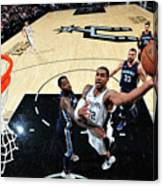 Lamarcus Aldridge Canvas Print