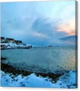 Nuuk Greenland Canvas Print