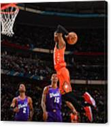2020 NBA All-Star - Rising Stars Game Canvas Print