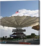 F1 Grand Prix of Malaysia Canvas Print