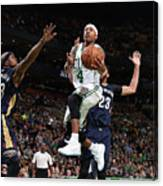 Isaiah Thomas Canvas Print
