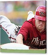 Aaron Hill Canvas Print