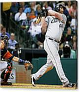 Adam Dunn Canvas Print