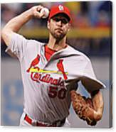 Adam Wainwright Canvas Print
