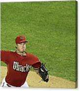 Addison Reed Canvas Print