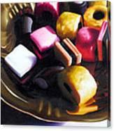 Allsorts Of Colour Canvas Print