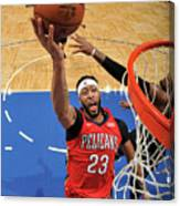 Anthony Davis Canvas Print