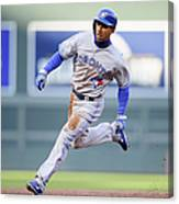 Anthony Gose Canvas Print