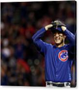 Anthony Rizzo Canvas Print