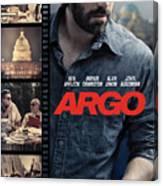 Argo 2012 Ben Affleck Digital Art By Music N Film Prints