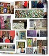 Art Events Canvas Print