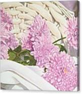 Floral Art Print For Sale Still Life Oil Painting  Canvas Print