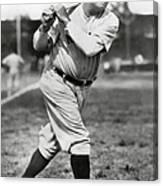 Babe Ruth Canvas Print