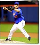 Bartolo Colon Canvas Print