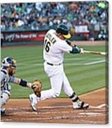 Billy Butler Canvas Print