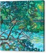 Bisset Park Canvas Print