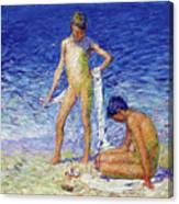On beach nude teen beach for