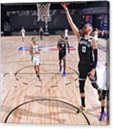 Brooklyn Nets v San Antonio Spurs Canvas Print