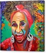 Celia Canvas Print