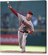 Chase Anderson Canvas Print