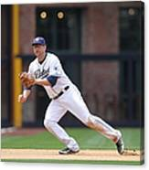 Chase Headley Canvas Print