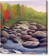 Cherokee Park Canvas Print