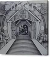 Chester  N H Canvas Print