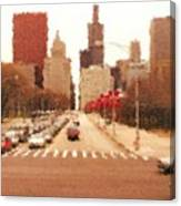 Chicago Sears Tower Canvas Print