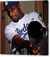 Chone Figgins Canvas Print