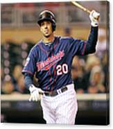 Chris Colabello Canvas Print