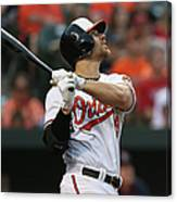 Chris Davis Canvas Print