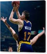 Chris Mullin Canvas Print