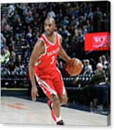 Chris Paul Canvas Print