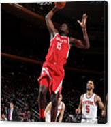 Clint Capela Canvas Print
