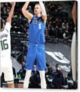 Dallas Mavericks v Utah Jazz Canvas Print