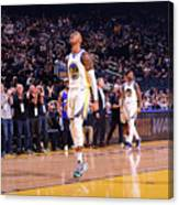 D'angelo Russell Canvas Print