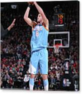 Danilo Gallinari Canvas Print