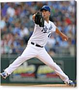 Danny Duffy Canvas Print