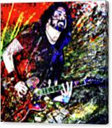 Dave Grohl Art  Canvas Print