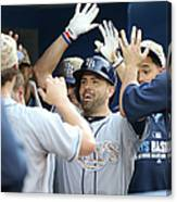 David Dejesus Canvas Print