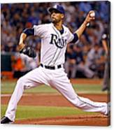 David Price Canvas Print