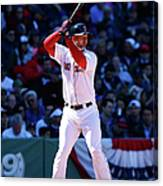David Ross Canvas Print