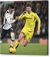 Derby County v Burton Albion - Sky Bet Championship Canvas Print