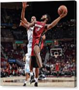 Derrick Jones Canvas Print