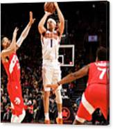 Devin Booker Canvas Print
