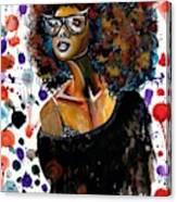 Dope Chic Canvas Print