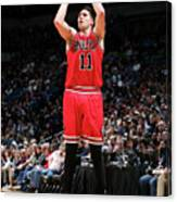 Doug Mcdermott Canvas Print